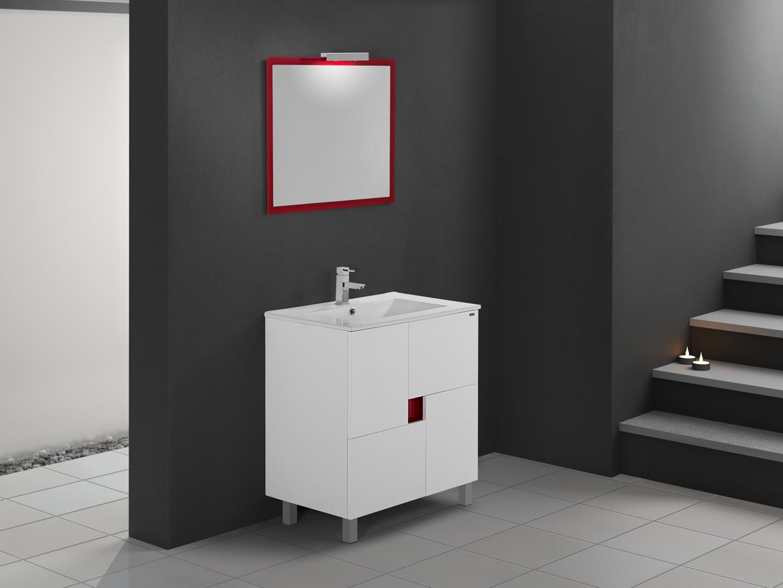 Branco - Vermelho 700, KUBO